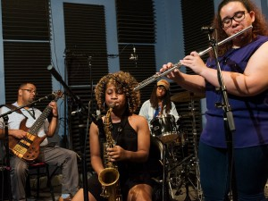 Louis Armstrong Summer Jazz Camp [Photo by Ryan Hodgson-Rigsbee]