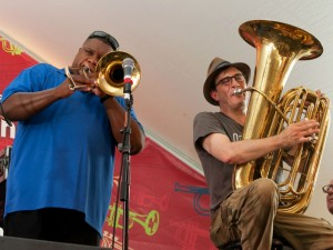 Satchmo Summerfest.
