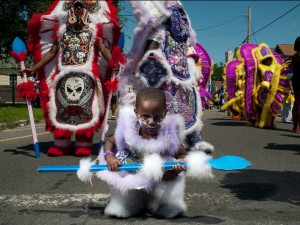 Mohawk Hunters Little 2nd Flag Boy Jai Dillon at West Fest 2013 [Photo by Ryan Hodgson-Rigsbee]