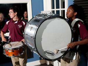 Chalmette High School Brass Band