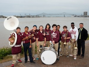 Chalmette High School Band