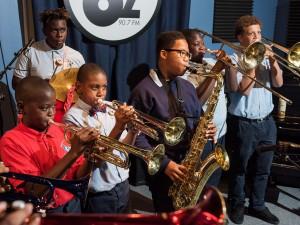 Eisenhower Academy Middle School Brass Band