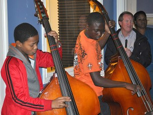 Lower 9th Ward String Orchestra