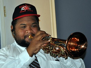 the Red Wolf Brass Band, 2