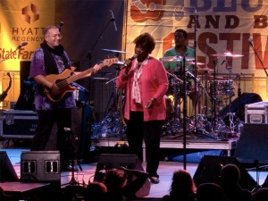 Irma Thomas with The Funky Meters