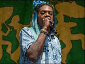 Big Freedia at Jazz Fest 2017 [Photo by Ryan Hodgson-Rigsbee]