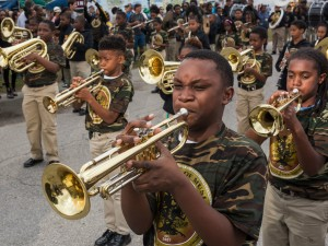 Roots of Music at Jazz Fest 2017 [Photo by Ryan Hodgson-Rigsbee]