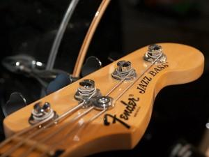 Bass guitar [Photo by Ryan Hodgson-Rigsbee]