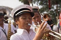 Younger players keeping music traditions alive — Photo courtesy of Derek B