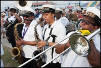 New Wave Brass Band [Photo by Ryan Hodgson-Rigsbee]