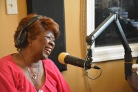 Irma Thomas [Photo by Kichea S. Burt]