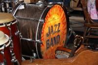 Preservation Hall Jazz Band bass drum