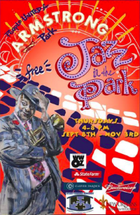 Jazz in the Park Fall 2016