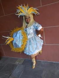 Joell Lee of Original Black Seminole Baby Dolls