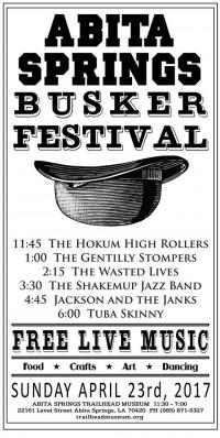 Abita Springs Busker Fest