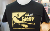 Piano Night Tees
